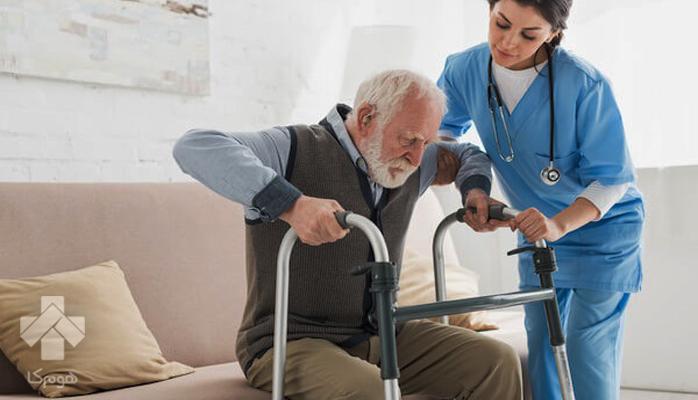 کار درمانی در منزل