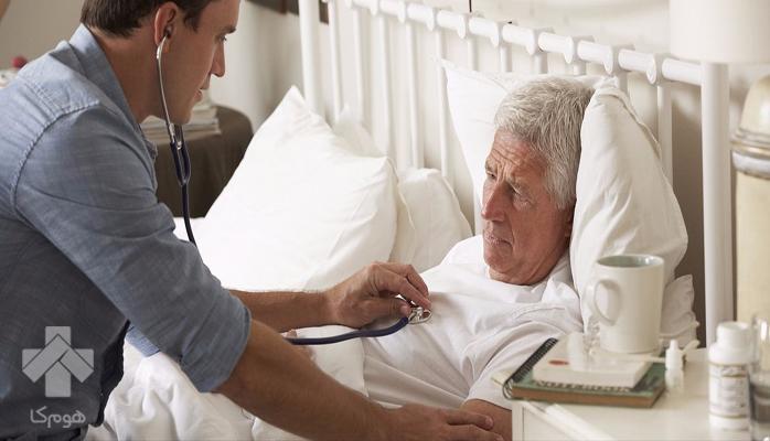مراقبت از بیمار