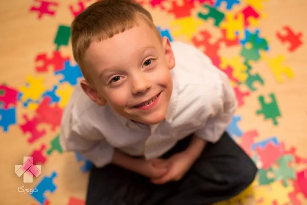 مراقبت از کودک اوتیسم در منزل