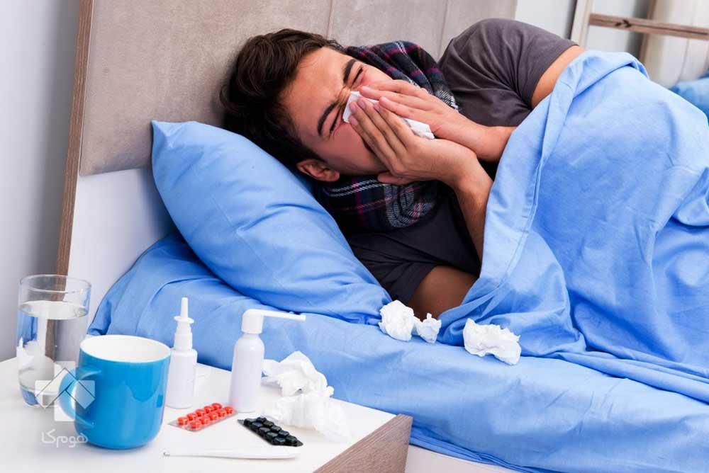 سرماخوردگی یا کرونا