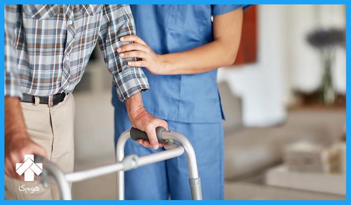 پرستار بیماران مبتلا به MS
